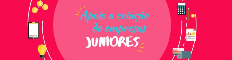 Edital para criação e desenvolvimento de empresas juniores