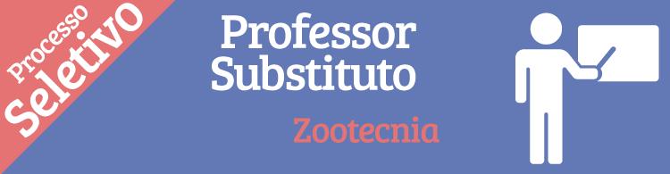 Inscrições abertas até o dia 02/04 para contratação de professor substituto