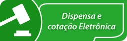 dispensa cotacao eletronica