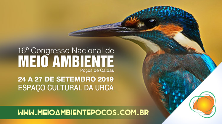 16º Congresso Nacional de Meio Ambiente - Participe!